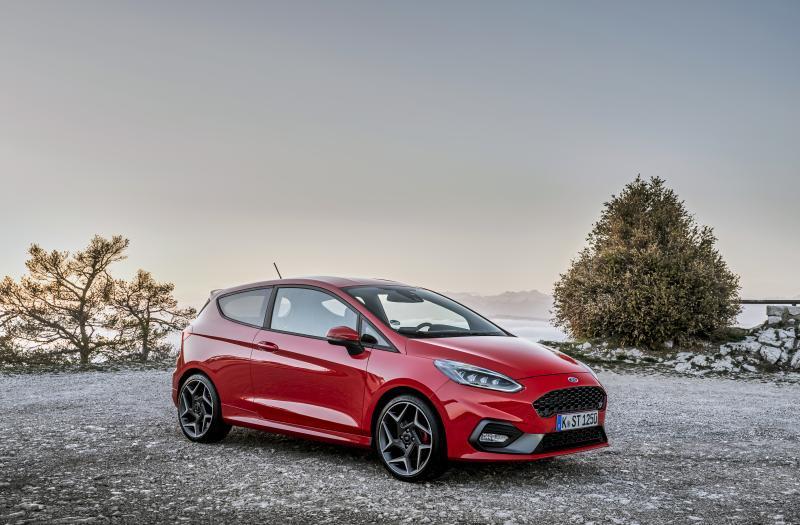 Bild von Ford Fiesta ST