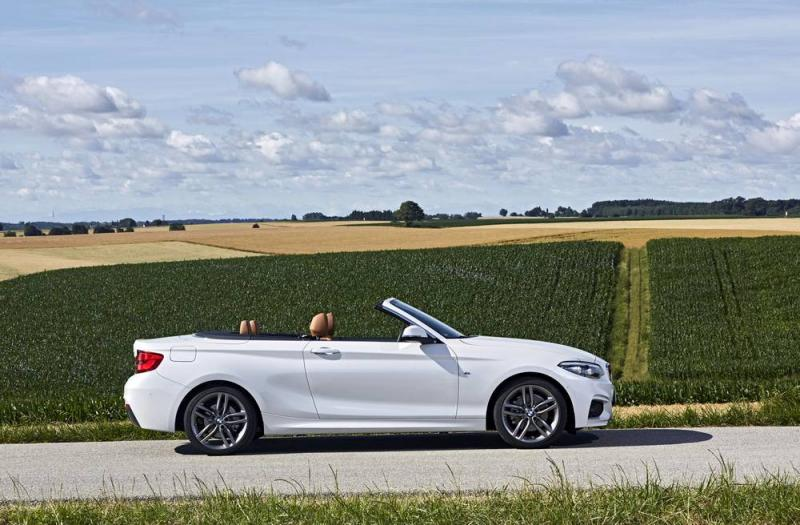 Bild von BMW 2er Cabrio