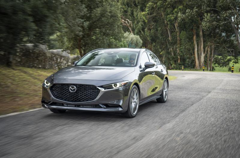 Bild von Mazda 3 Limousine