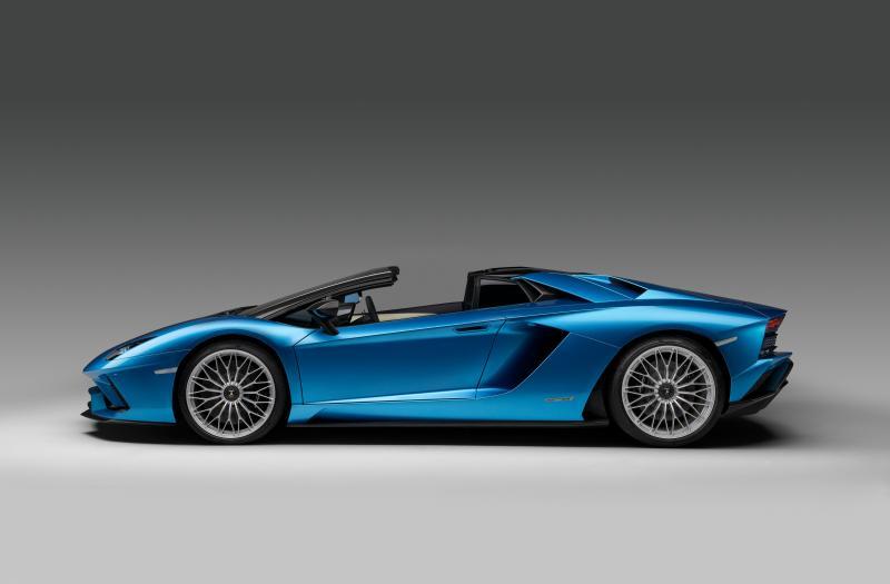 Bild von Lamborghini Aventador S Roadster