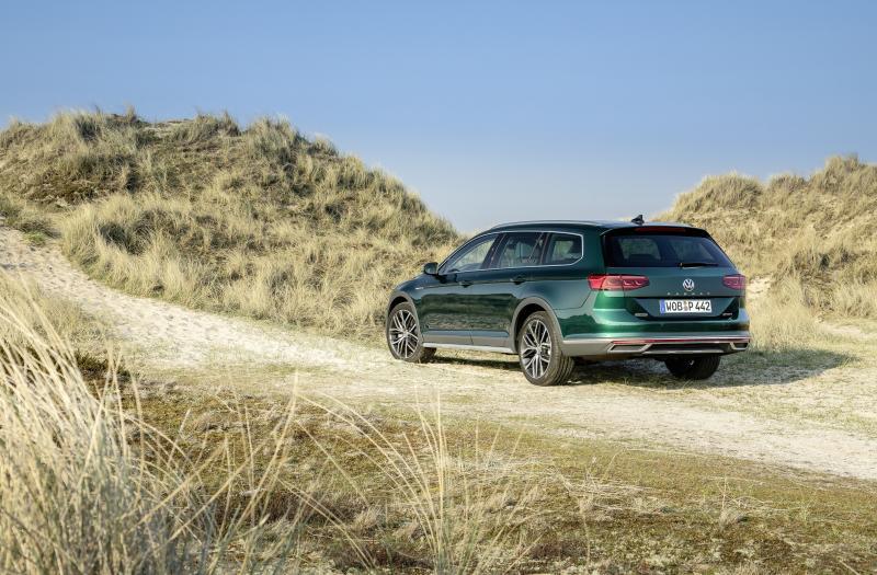 Bild von VW Passat Alltrack