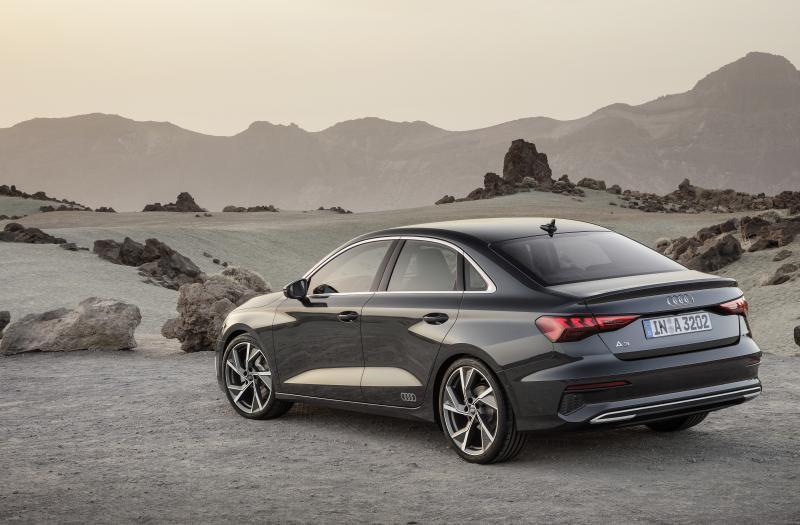 Bild von Audi A3 Limousine