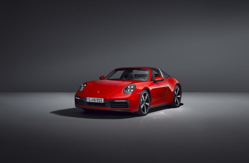 Bild von Porsche 911 Targa 4