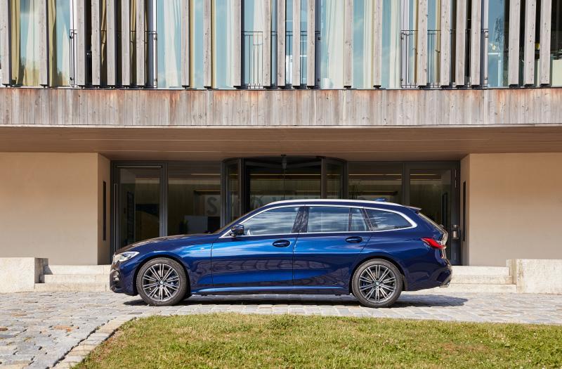 Bild von BMW 3er Touring