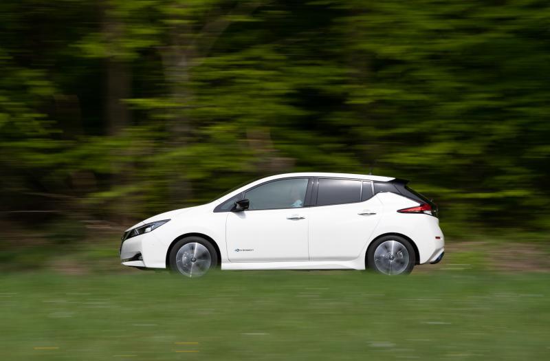 Bild von Nissan Leaf