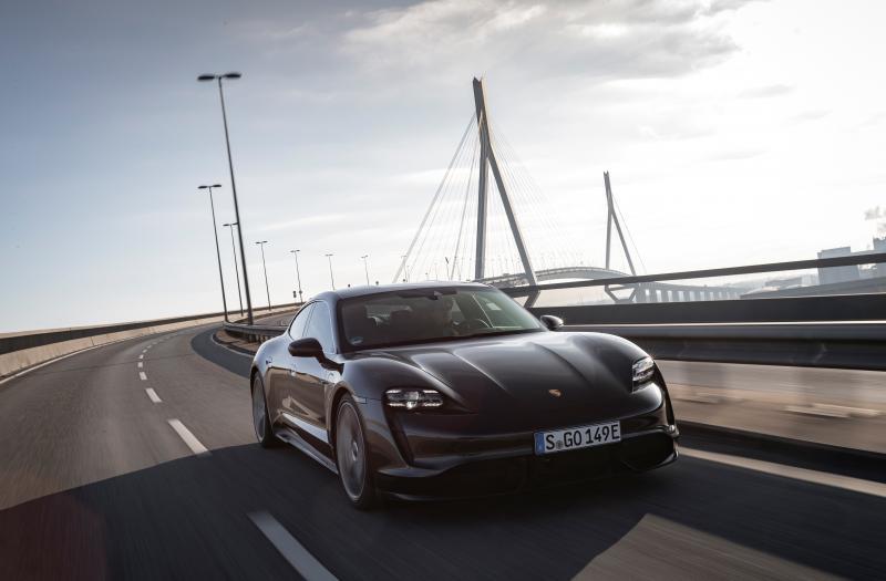 Bild von Porsche Taycan