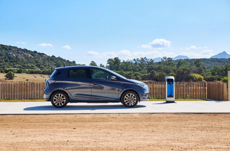 Bild von Renault ZOE