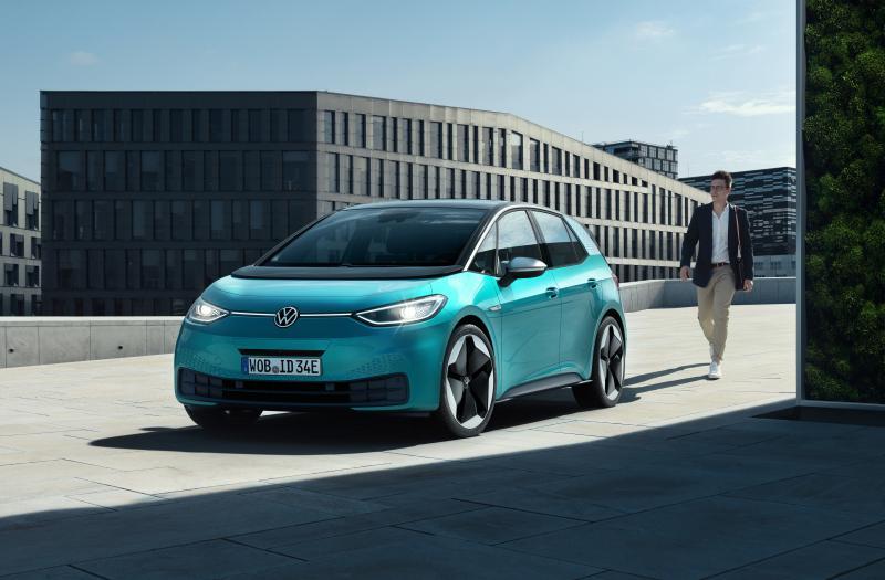 Bild von VW ID.3