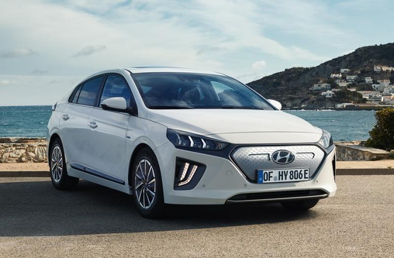 Bild von Hyundai IONIQ Elektro