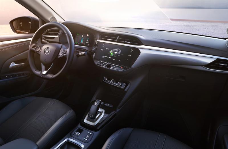 Bild von Opel Corsa Elektro