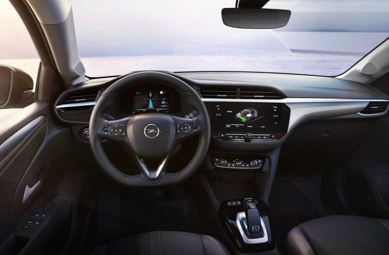 Opel Corsa Elektro