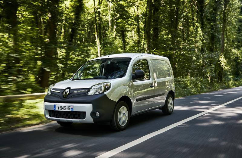 Bild von Renault Kangoo Z.E.