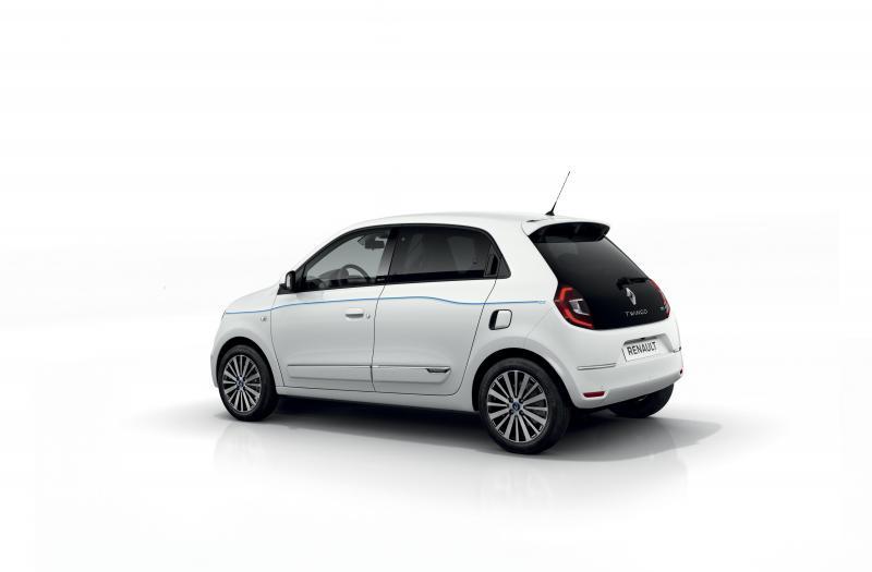 Bild von Renault Twingo Electric