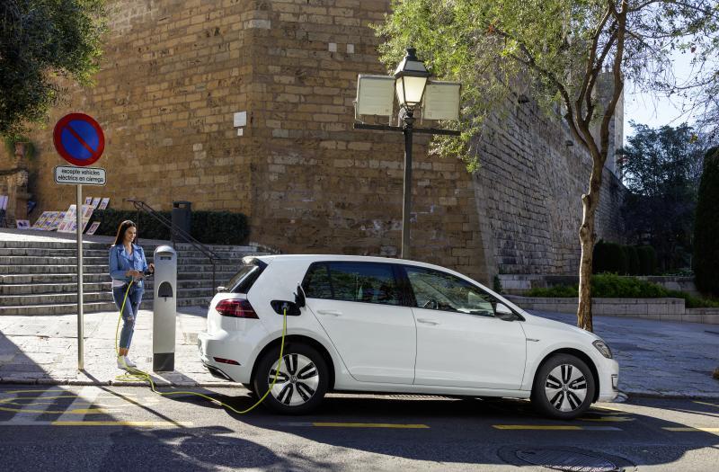 Bild von VW e-Golf 7