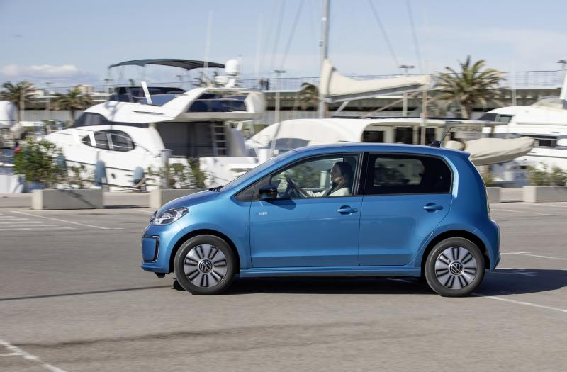 Bild von VW e-up!