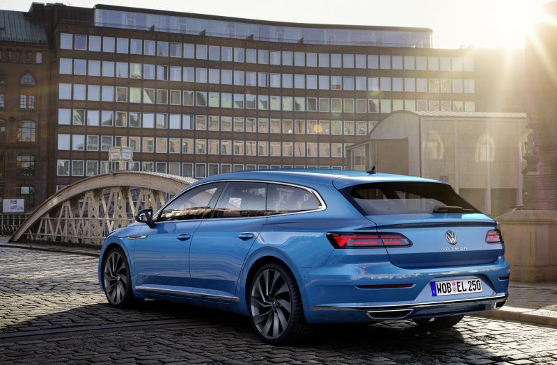 Bild von VW Arteon Shooting Brake