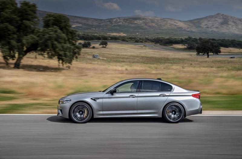 Bild von BMW M5