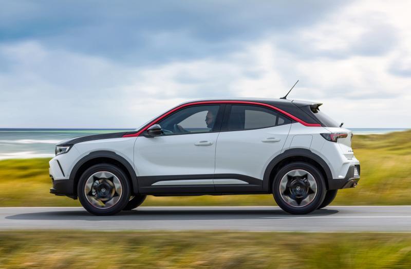 Bild von Opel Mokka