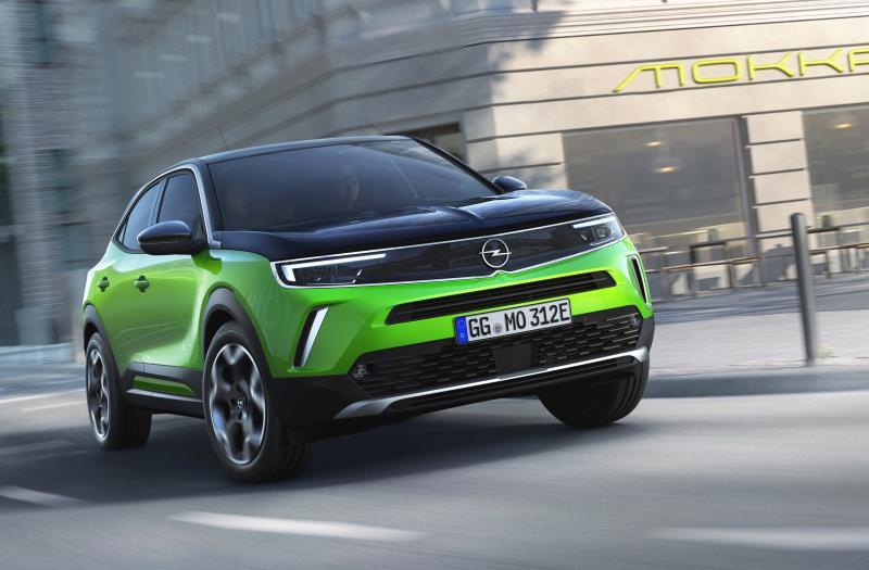 Bild von Opel E-Mokka