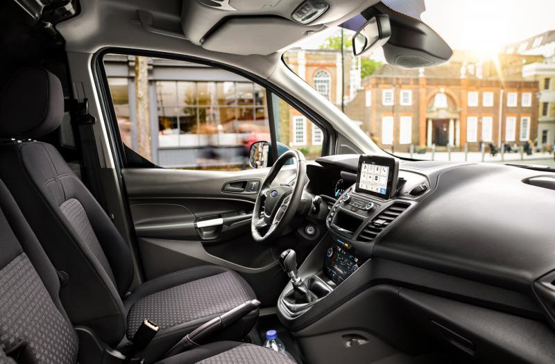 Bild von Ford Transit Connect