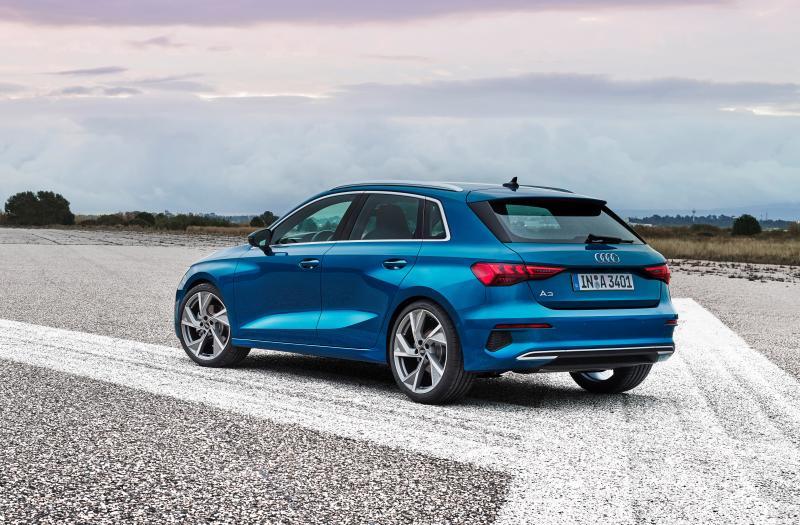 Bild von Audi A3