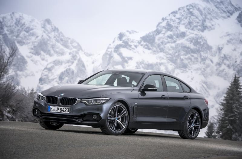 BMW 4er Gran Coupe