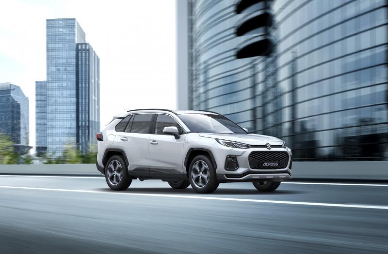 Bild von Suzuki Across