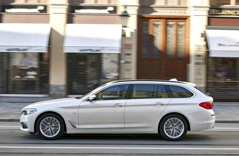 Bild von BMW 5er touring