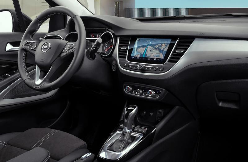 Bild von Opel Crossland