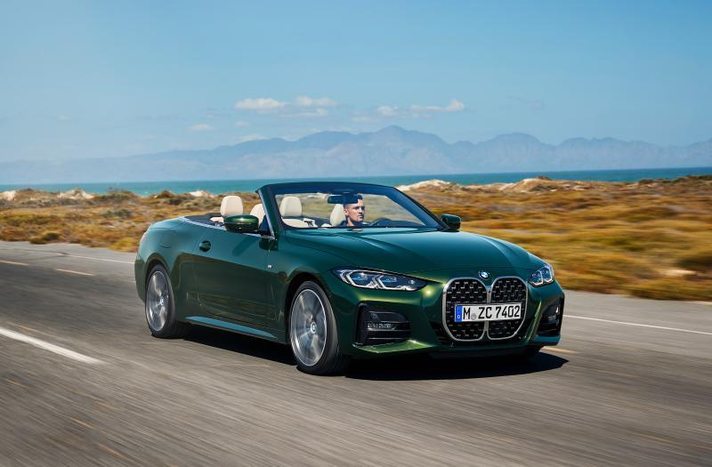 Bild von BMW 4er Cabrio