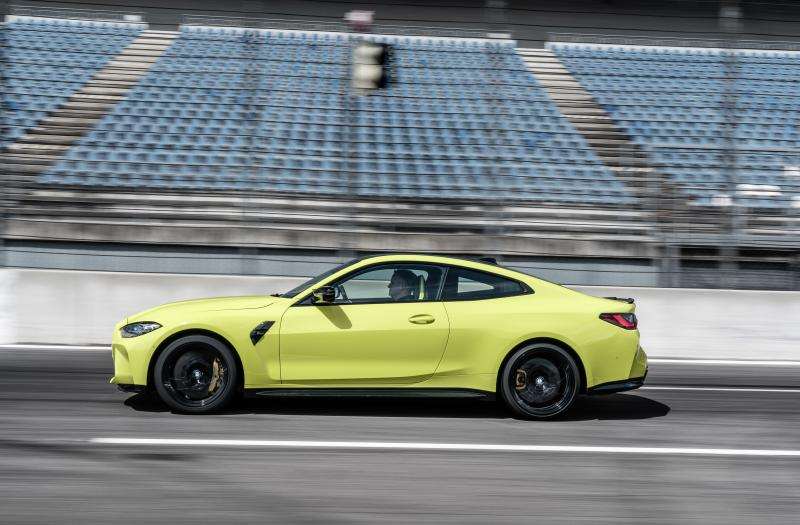 Bild von BMW M4