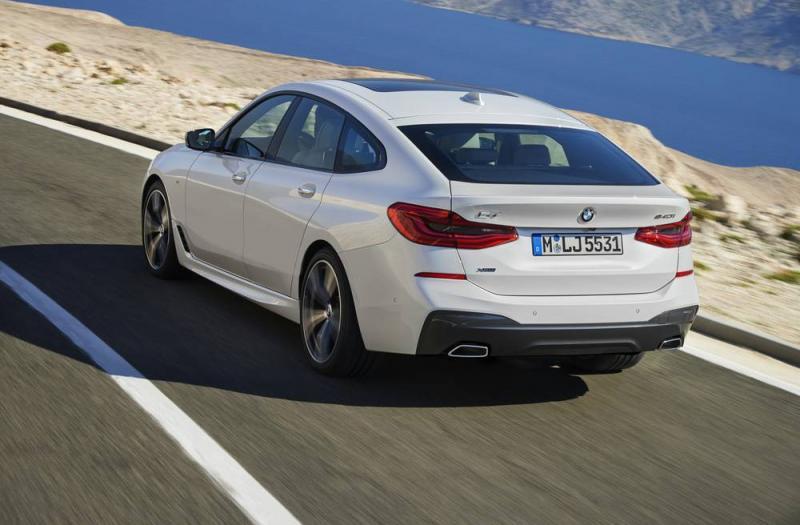 Bild von BMW 6er GT