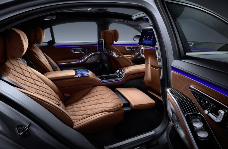 Bild von Mercedes S
