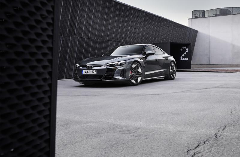 Bild von Audi e-tron GT