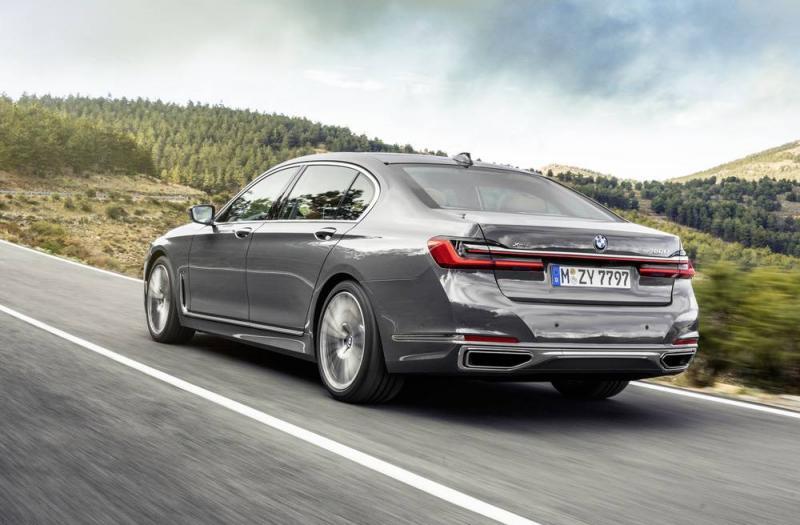 Bild von BMW 7er
