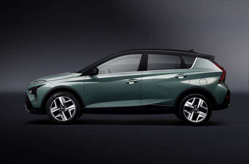 Bild von Hyundai Bayon