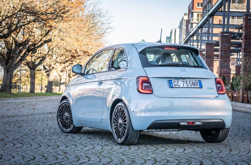 Bild von Fiat 500 Elektro
