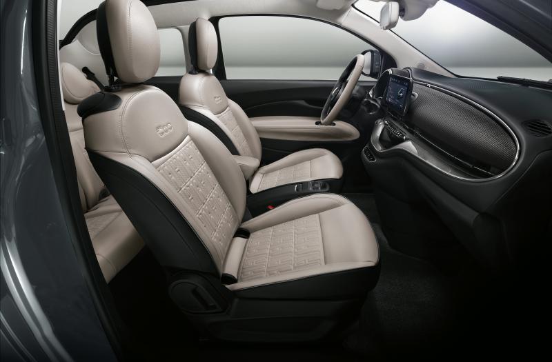 Bild von Fiat 500 Cabrio Elektro