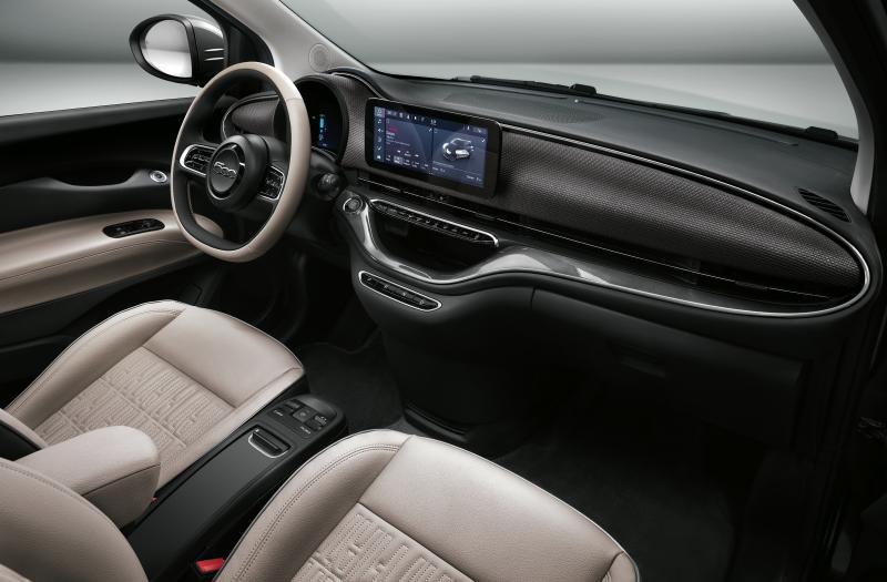 Fiat 500 Cabrio Elektro