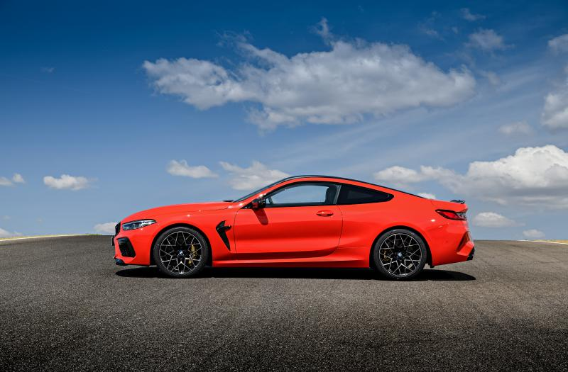 Bild von BMW M8