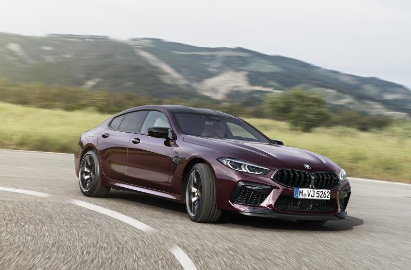 Bild von BMW M8 Gran Coupe