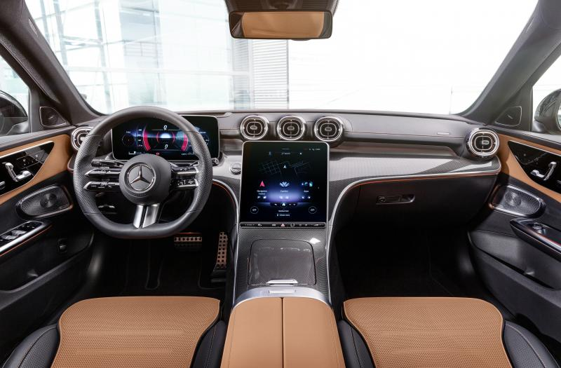 Mercedes C Limousine
