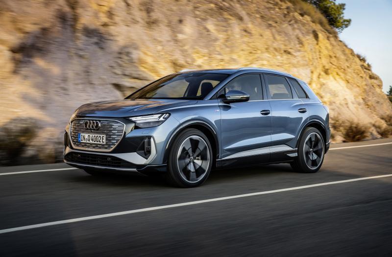 Bild von Audi Q4 e-tron