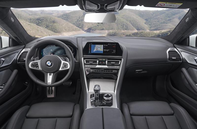 BMW 8er Gran Coupe
