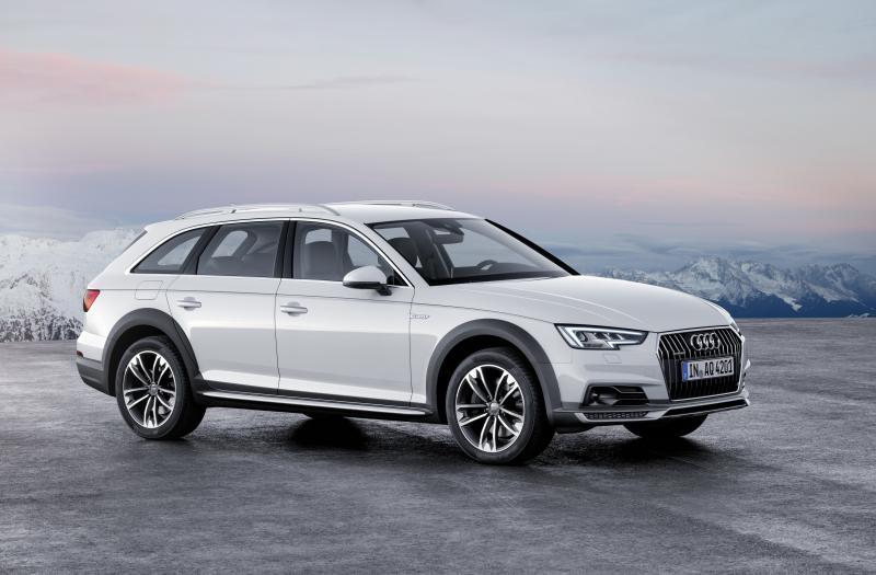 Audi A4 Allroad Avant
