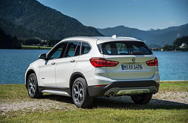 Bild von BMW X1