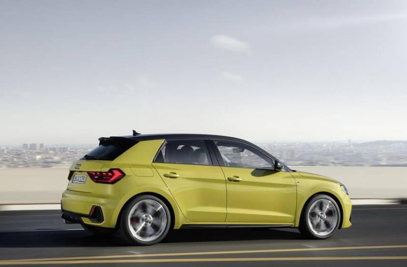 Bild von Audi A1