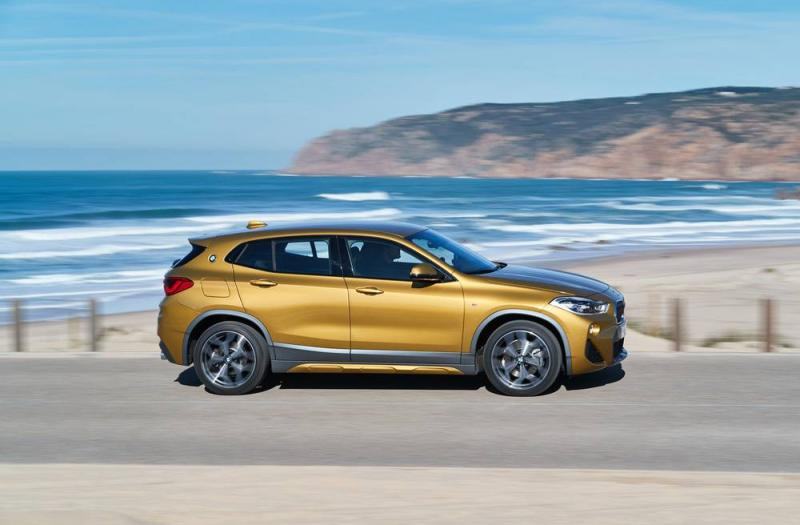 Bild von BMW X2