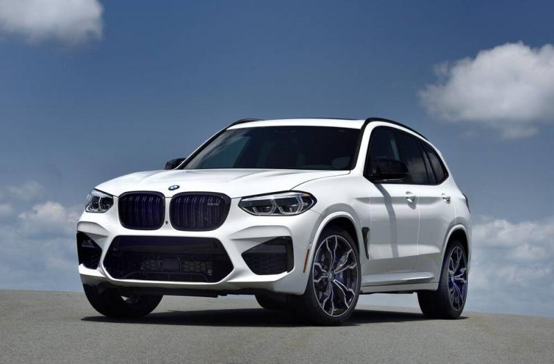 Bild von BMW X3M