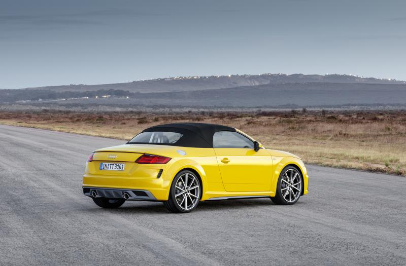 Audi TT Cabrio
